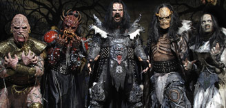 Lordi band - Eurovision 2006 Winner