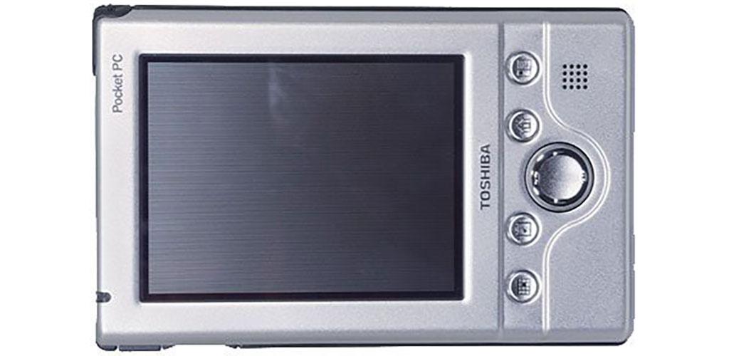 Toshiba PDA