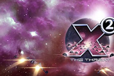 X2: The Threat logo