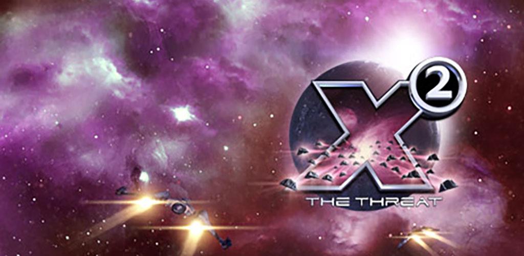 X2: The Threat logo