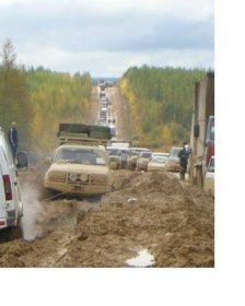 Дороги в Якутске