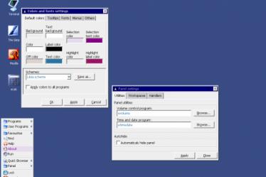 EDE - Equinox Desktop Environment