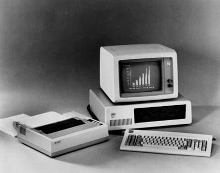 IBM 5150 computer