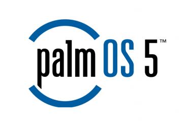 PalmOS 5 logo
