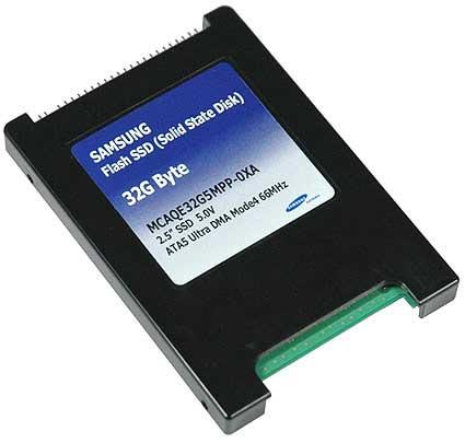 Samsung flash SSD