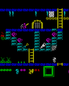 ZX-Spectrum King Valley