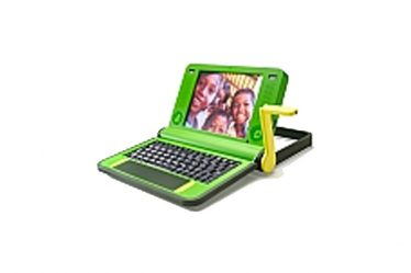 OLPC: One Laptop per Child logo