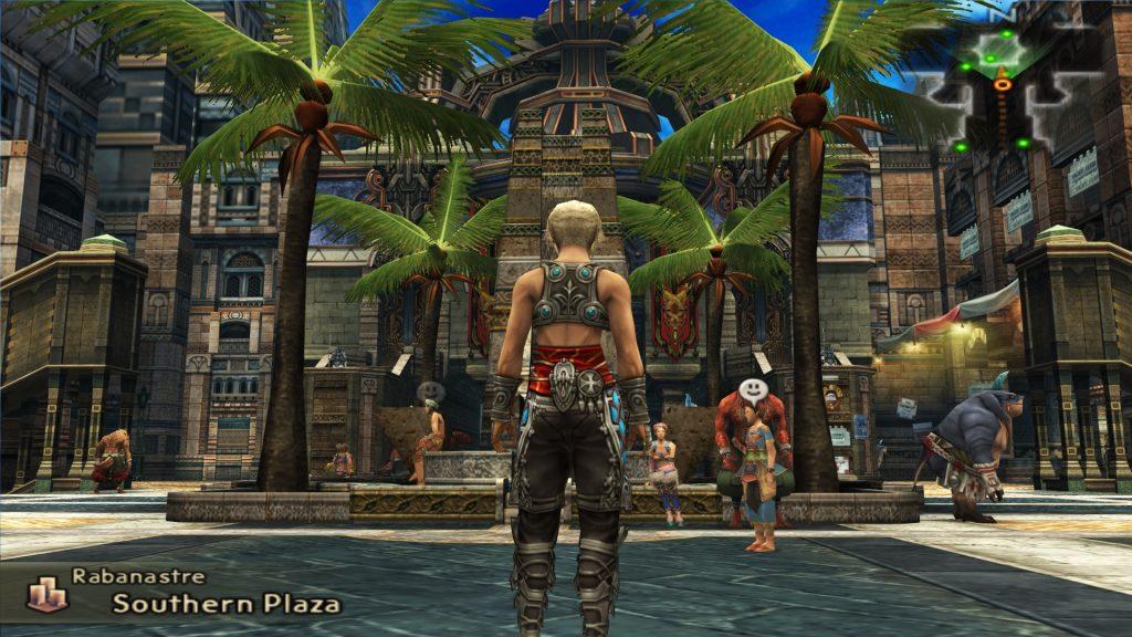PCSX2 screenshot Final Fantasy