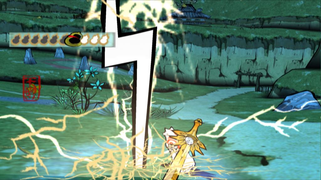 PCSX2 screenshot Okami