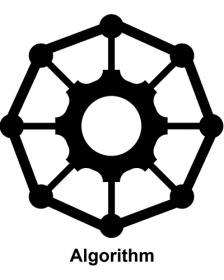 Algorithm logo