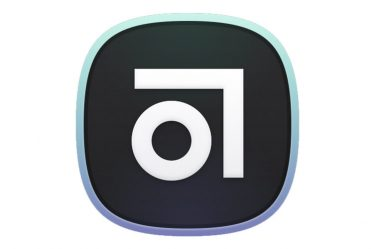 Abstract Application icon