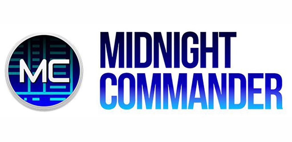 Midnight Commander logo