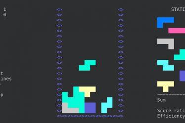 TinT is not Tetris logo