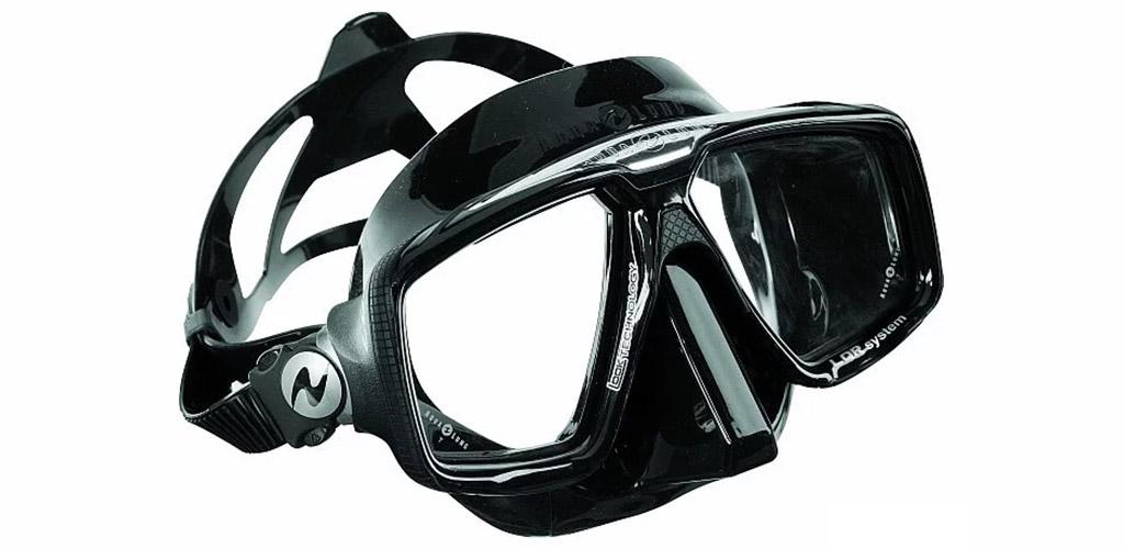 Technisub Mask Look