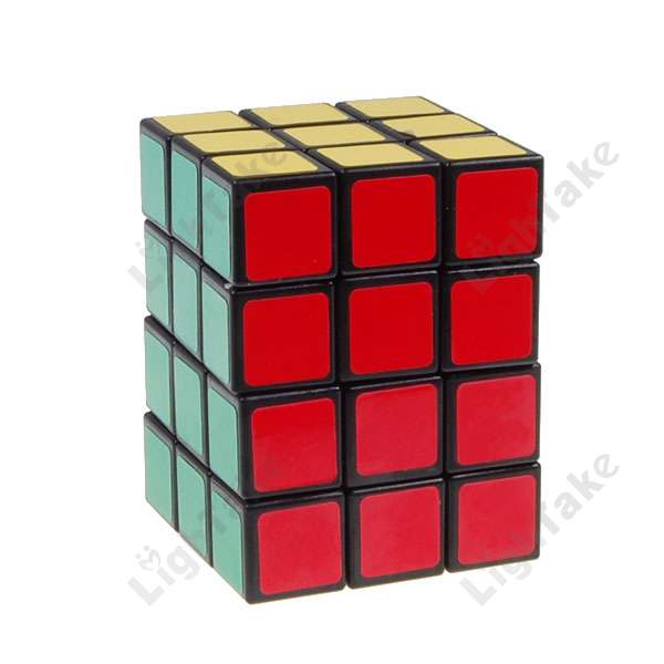 Cube 4 You 3x3x4