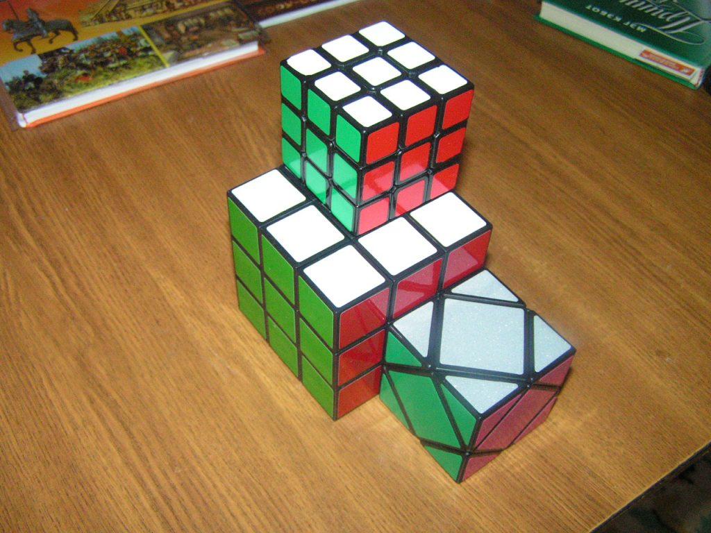 Big Rubik's Cube 3x3x3