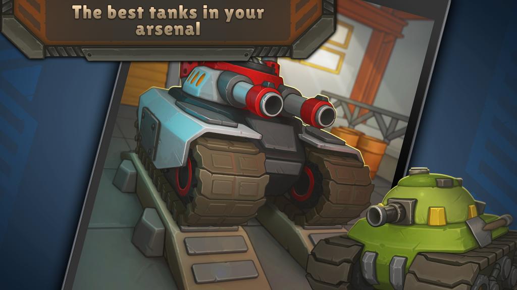 Way of Tanks on TV
