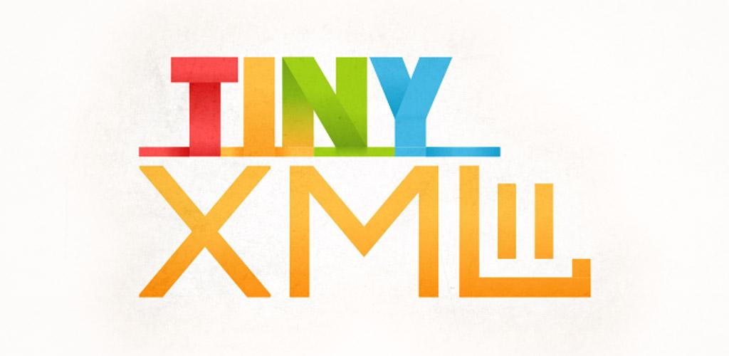 TinyXML-2 logo